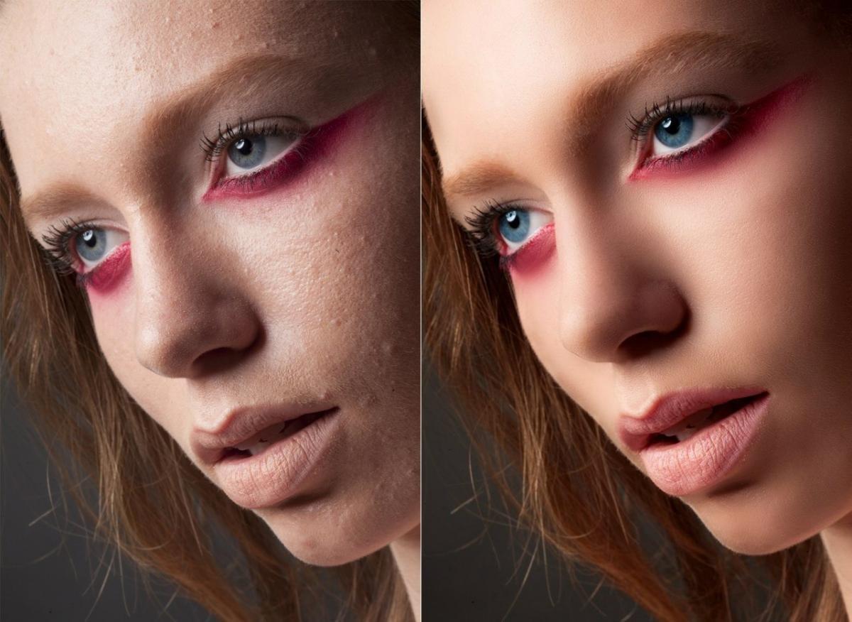 Фотография обработка посторонние цвета последнем
