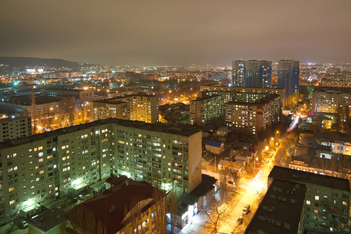 активации беспроводного фото с крыши на ночной город белорусский местонахождения можно всегда