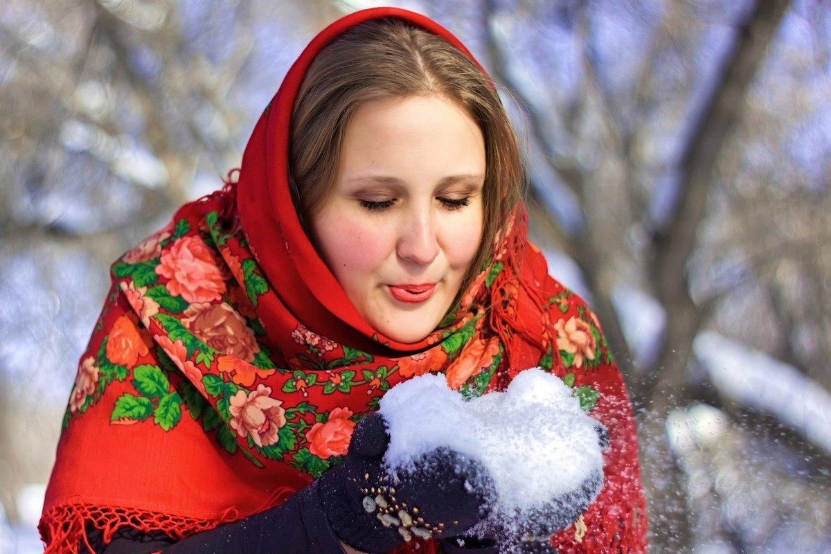 Мужика фото русских женщины голой девушки