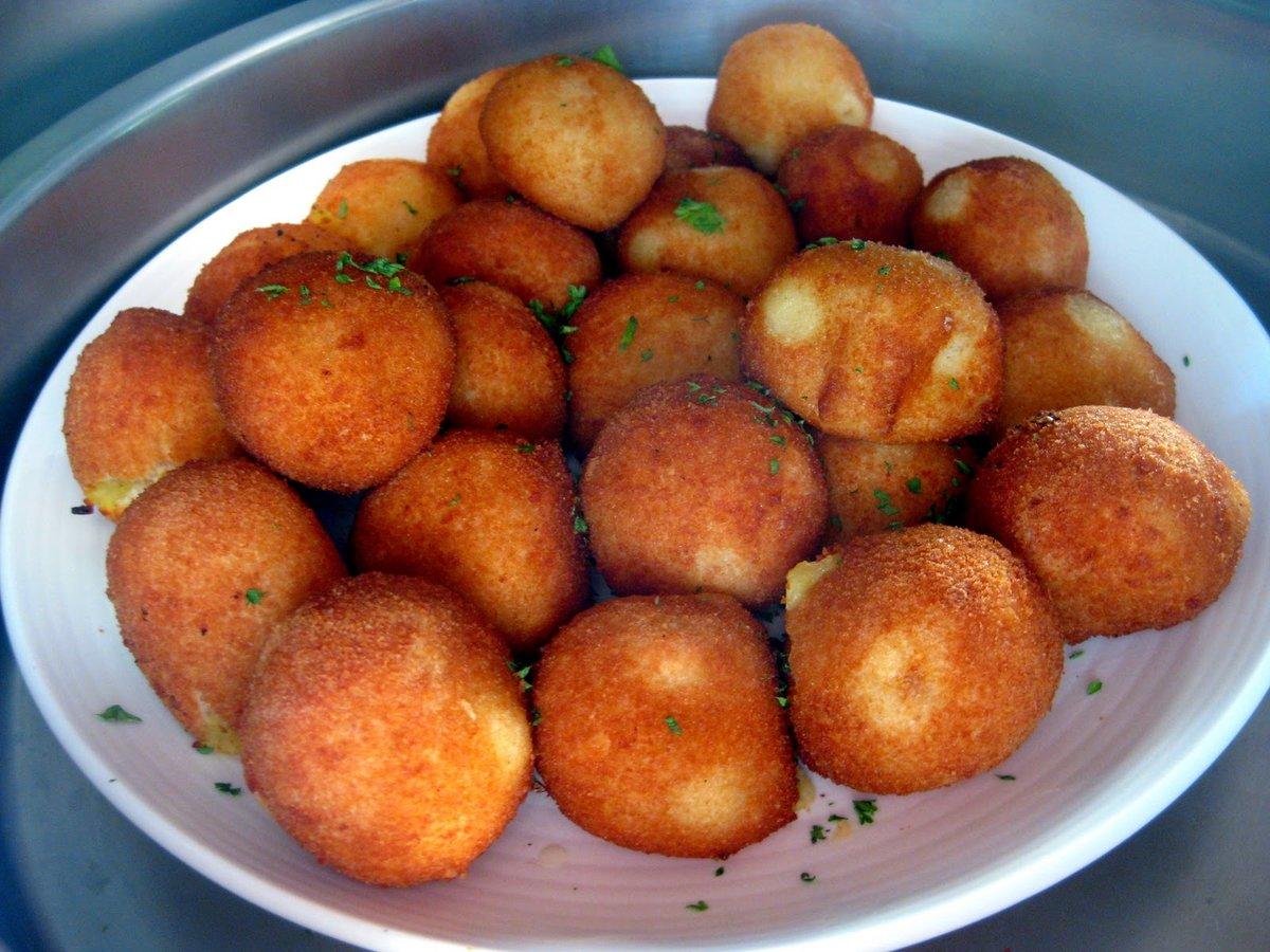шарики из картошки рецепт с фото сегодня