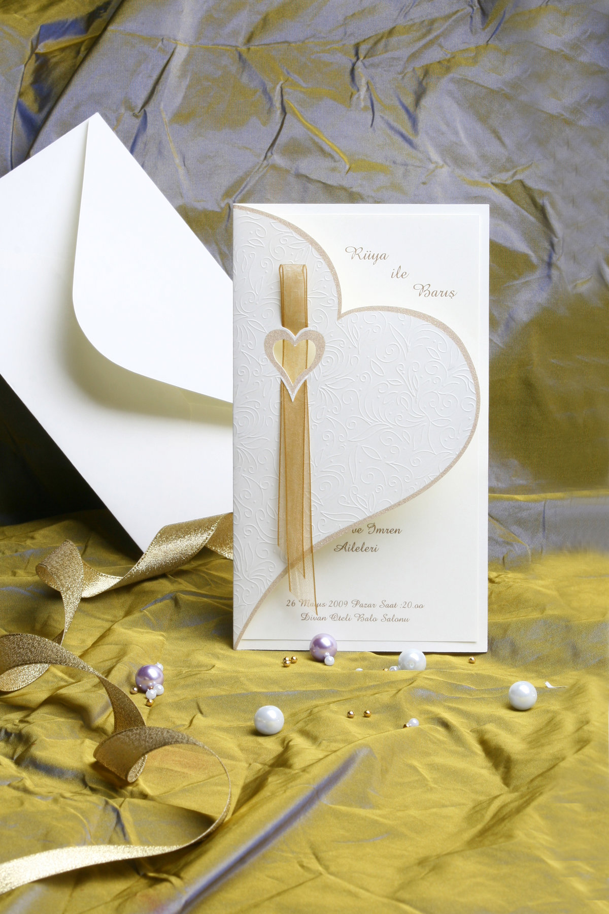 Как сделать интересную открытку на свадьбу, про