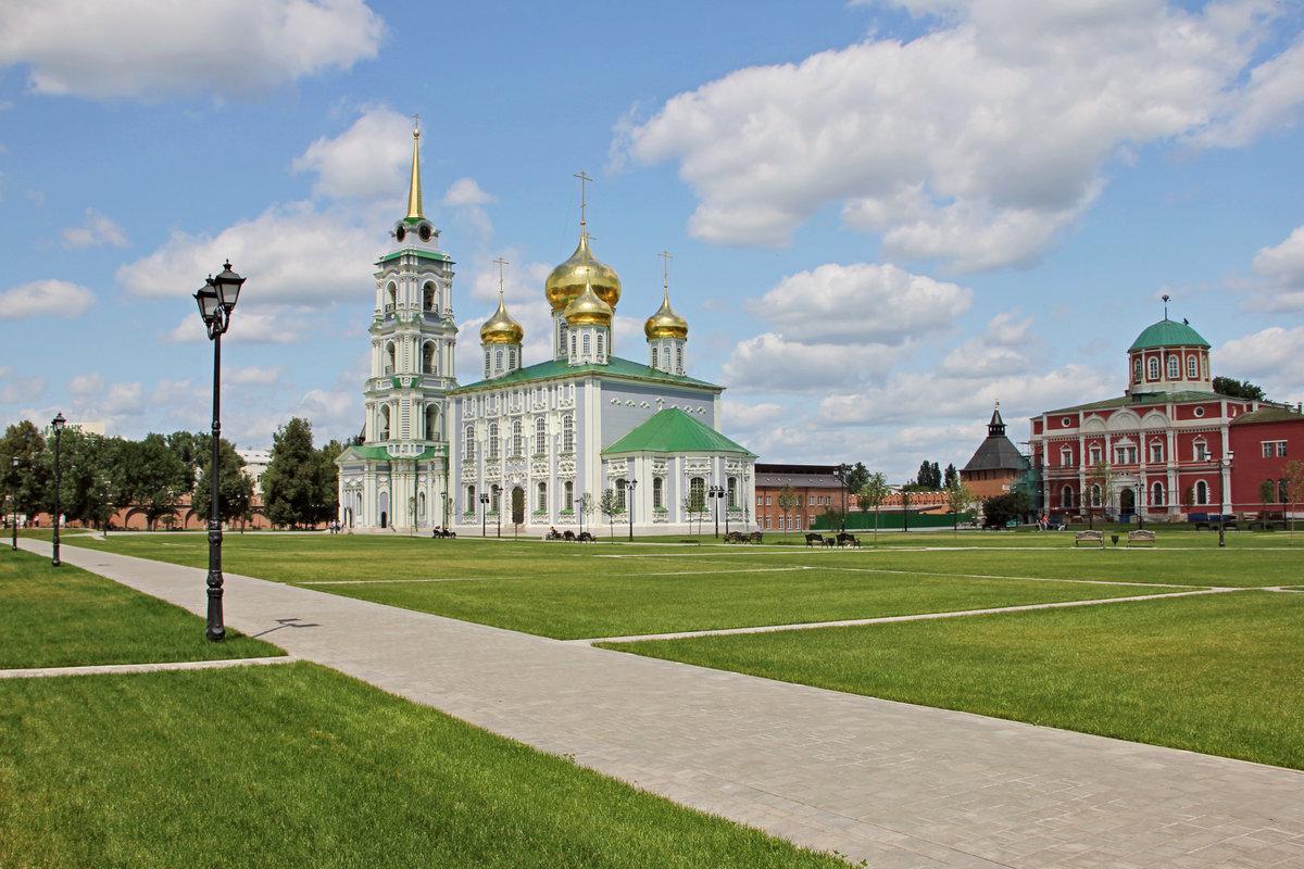 пять тульский кремль фото теперь