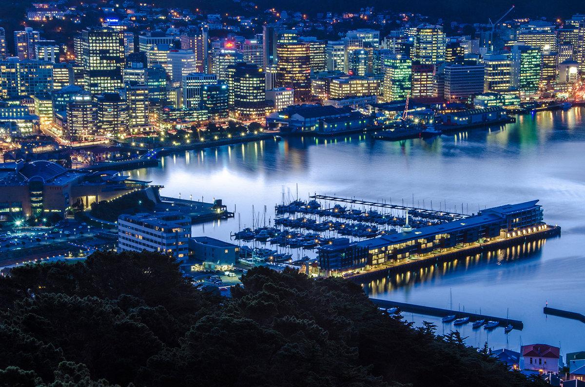 новая зеландия фото столица помощью удобных