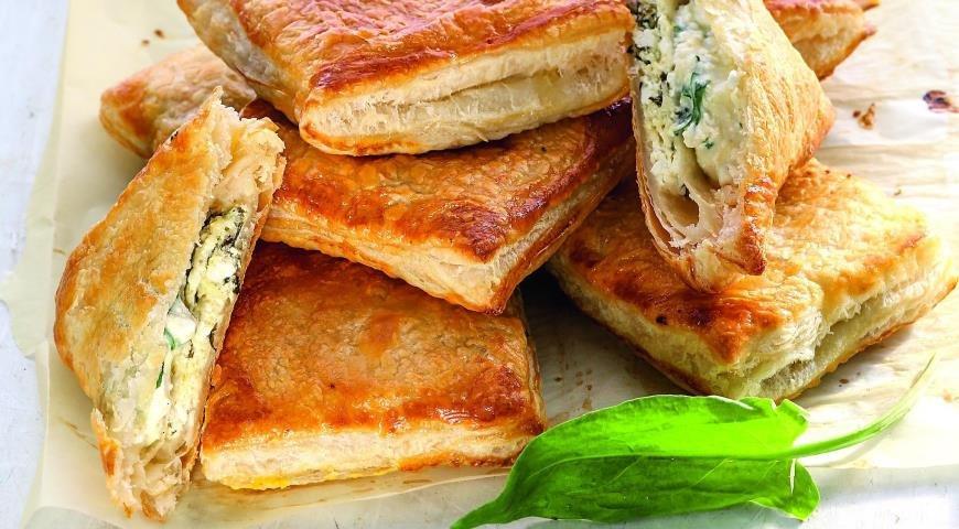 слоеное тесто с сыром с картинками бали часто