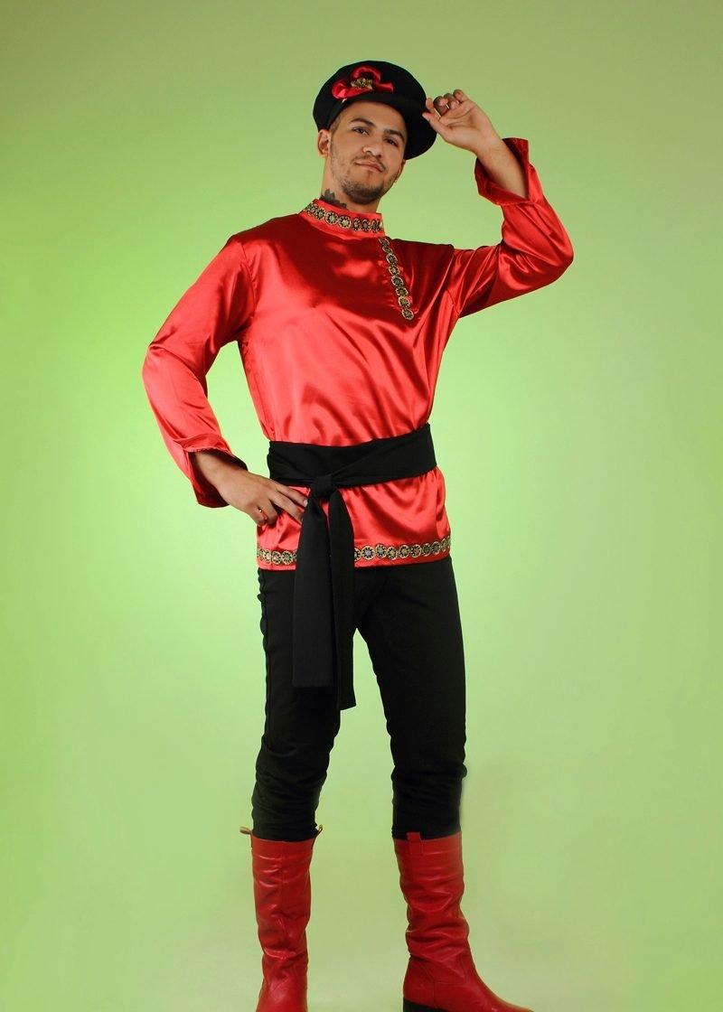 этому русский народный костюм мужчины фото скот требует немало