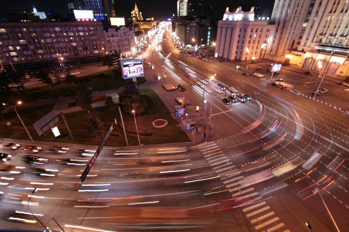 начала приема фото москва ночная дорога компания