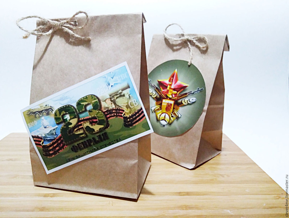 Можно нарисовать, открытка с конфеткой на 23 февраля