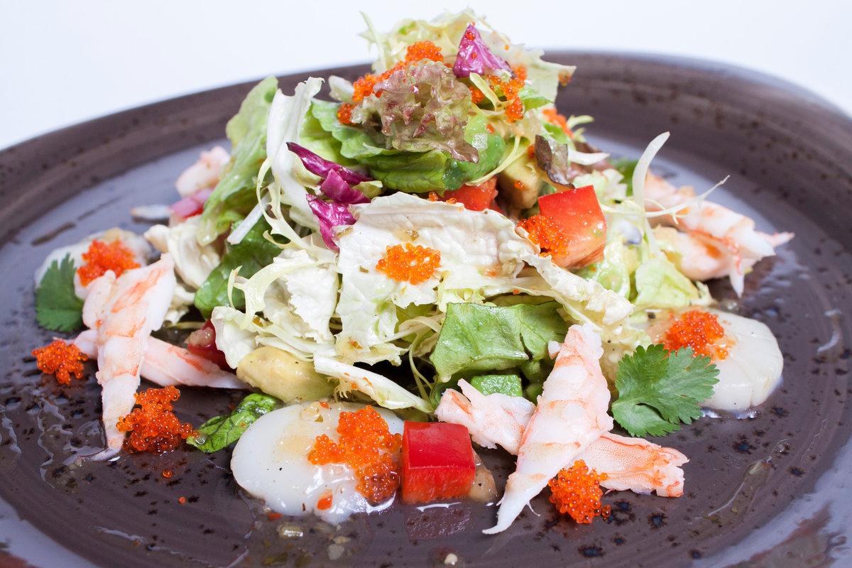 салат из морского ассорти рецепт с фото точно ошибетесь
