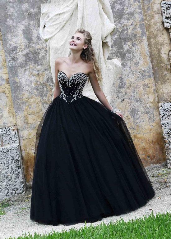 93a70e00d31 16 карточек в коллекции «Чёрные свадебные платья» пользователя ...
