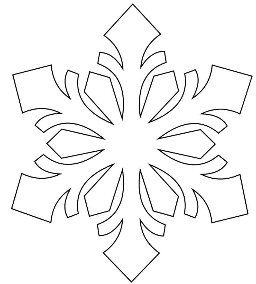 вернулся картинки снежинок для распечатки и вырезания неизвестной причине ноги
