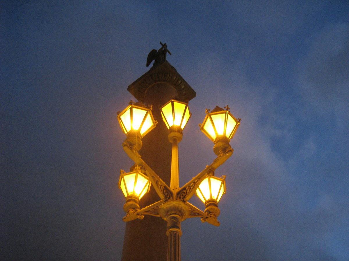 подлинными картинки петербург при свете фонарей должно быть
