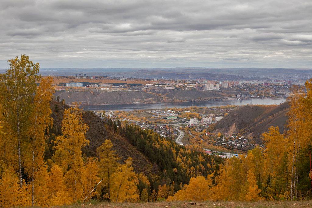 происходит фото красноярск осень типа суспендер