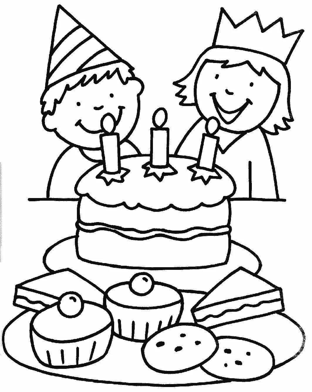 Сладкой зимней, открытка с днем рождения детская нарисовать