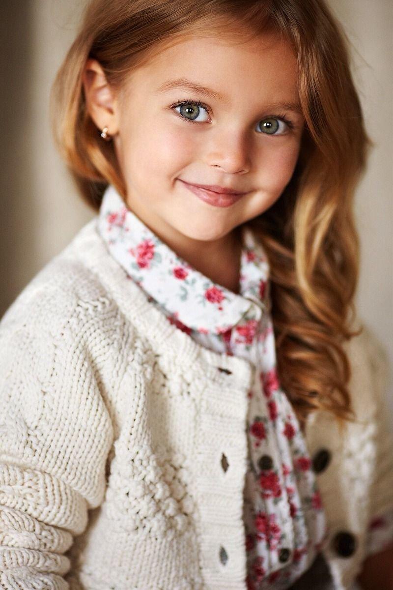 Картинки, красивые фото маленьких девочек