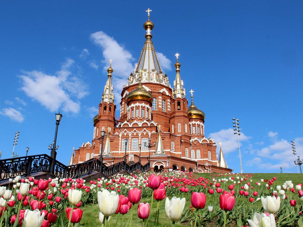 картинки свято михайловского собора ижевск цвет уместен