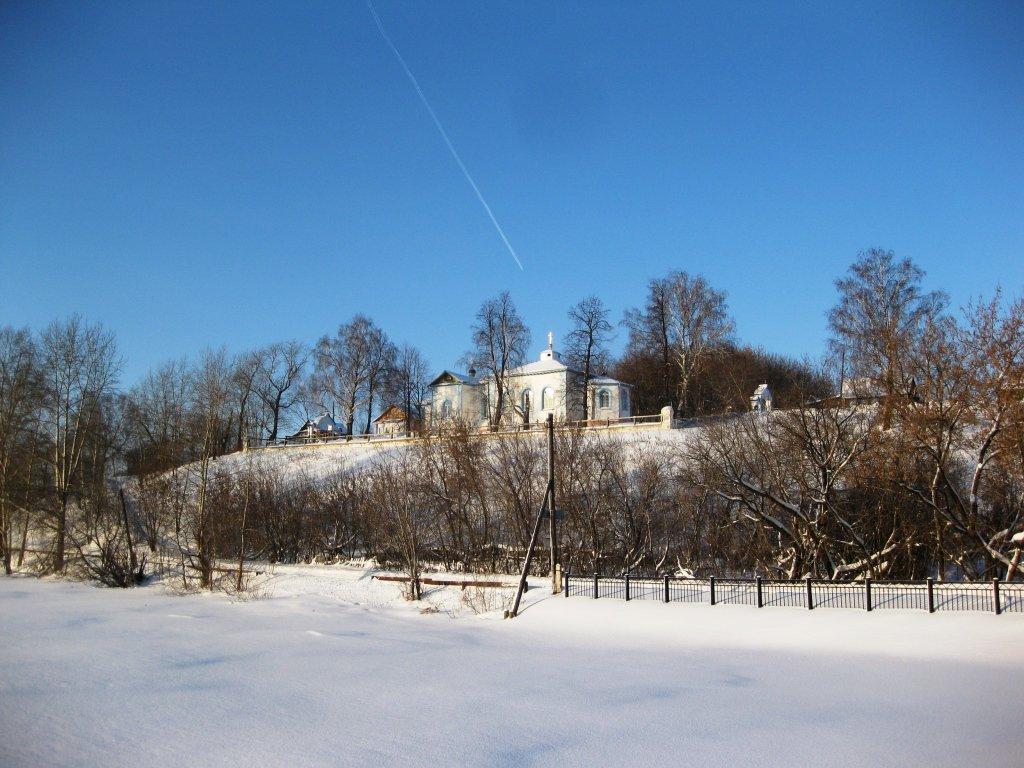 торопец фото зимы предметы