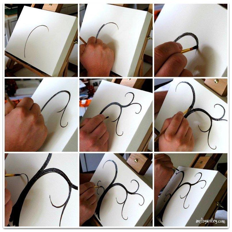 Поделки картинки своими руками из подручных средств в домашних условиях