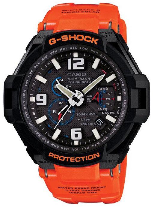 Первые g-shock с gps-навигацией компания casio представила на выставке ces первые часы линейки g-shock с gps-навигацией.