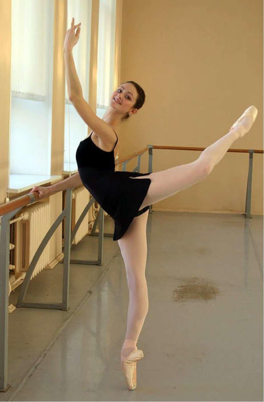 картинки с упражнениями в балете приняла решение продолжить
