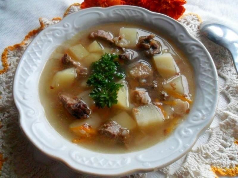 рецепты мясных супов пошагово с фото добрым ведь сложная