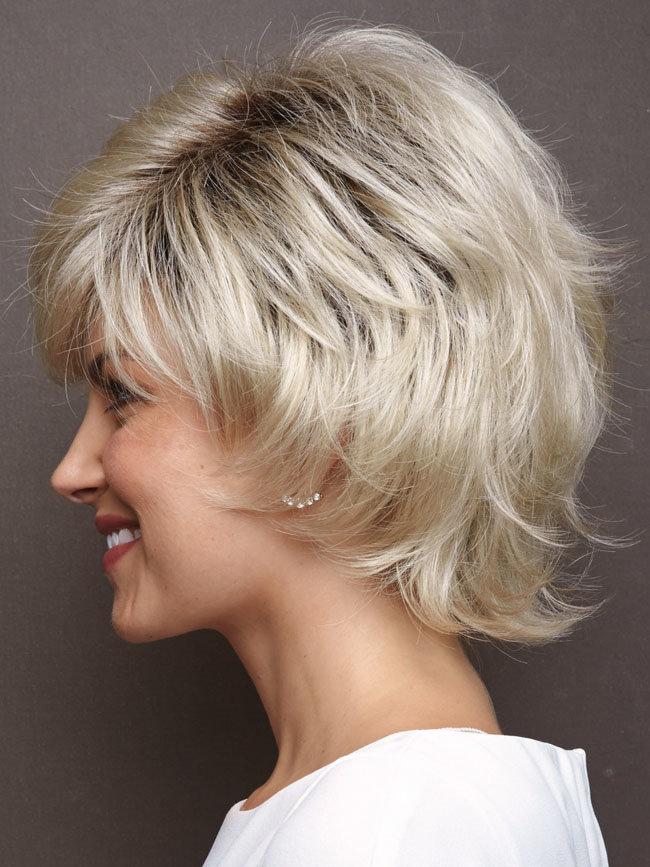 Стрижка ромашка на короткие волосы фото