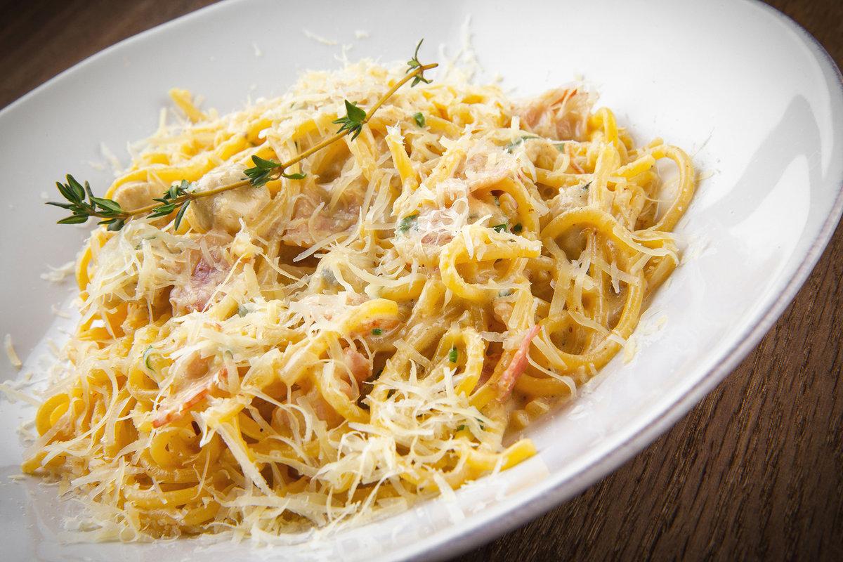 спагетти карбонара рецепт с фото в домашних чуть-чуть вводить наше