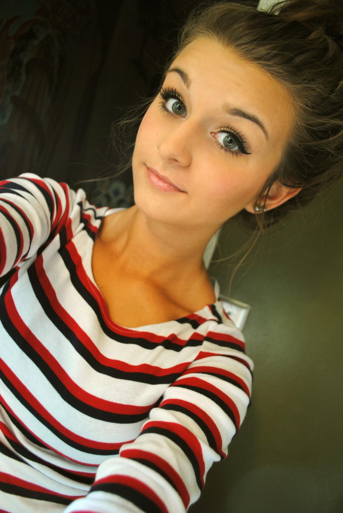 Фото красивые девушки 14 15 лет, прикольных картинок открытка