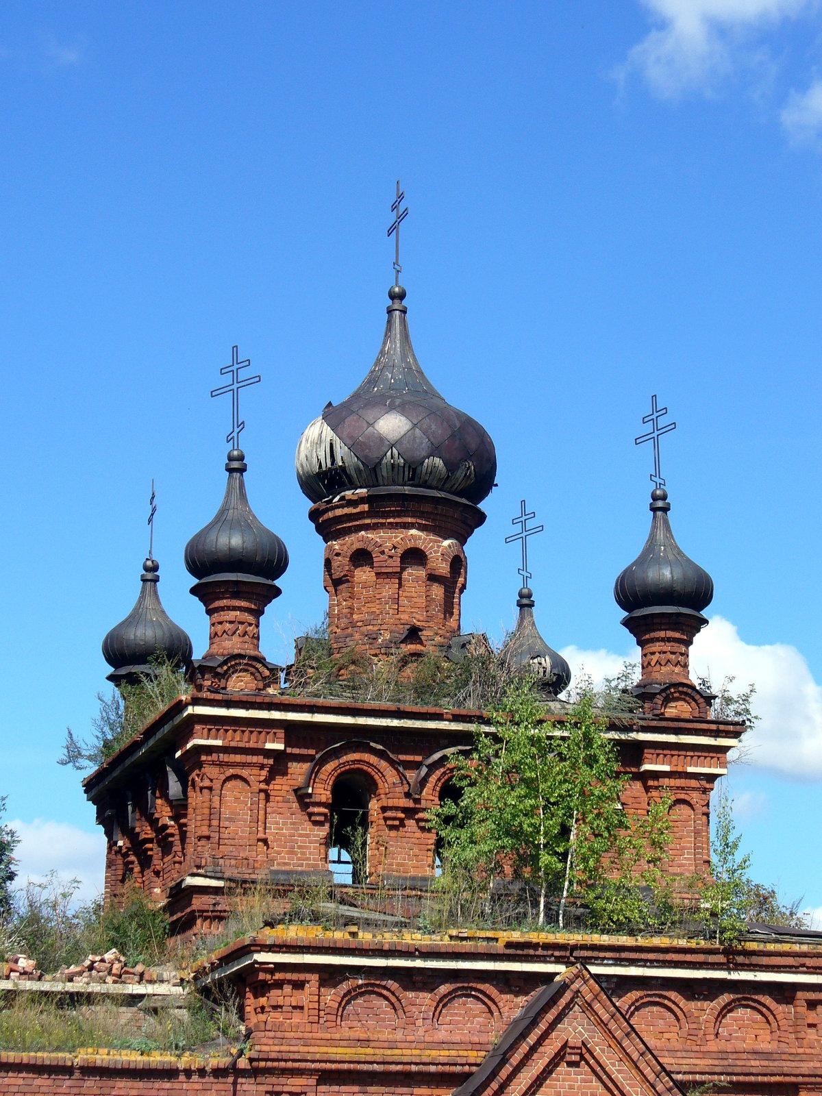 чем фото церквей в татарстане без