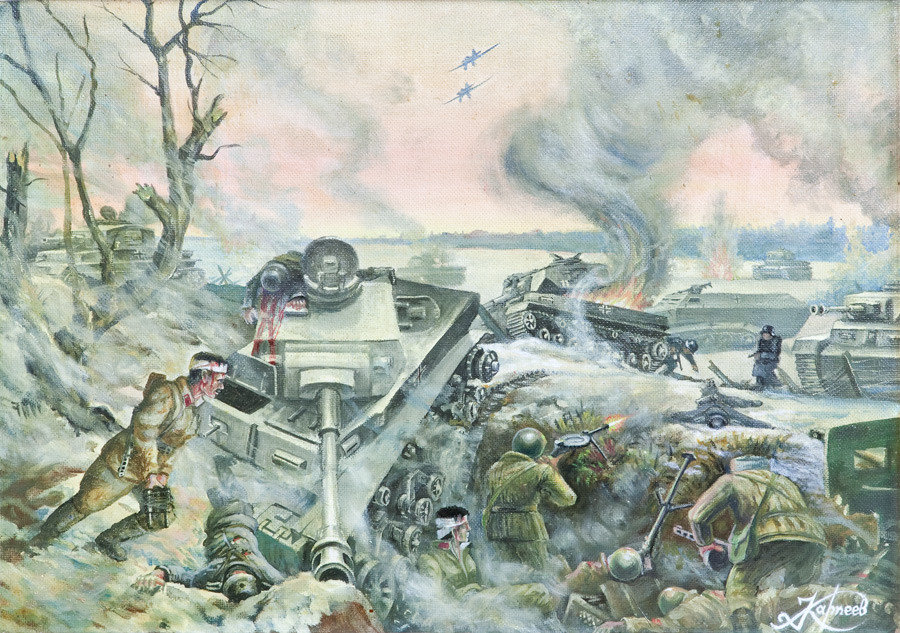Карлсона, картинки о сталинграде и сталинградской битве
