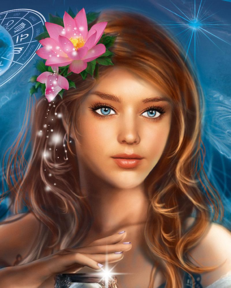 Прикольных пучков, красивые картинки для девочек не анимации