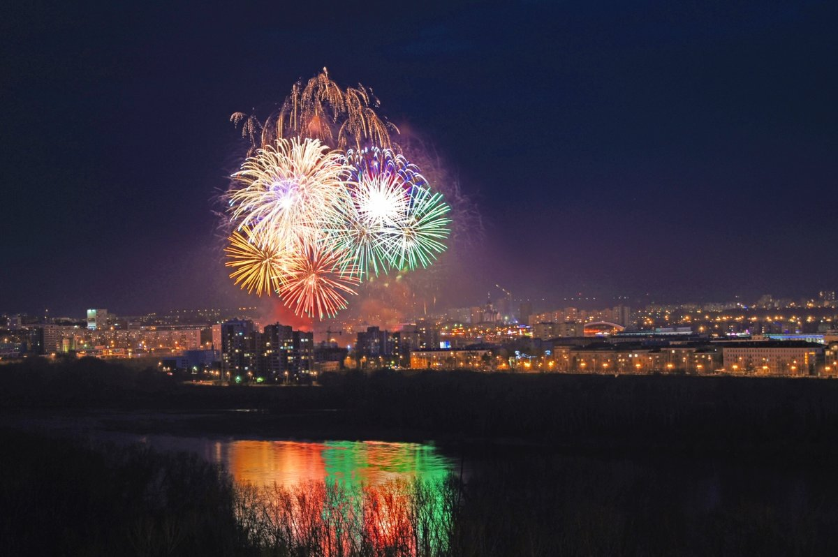 поздравления с днем города кемерово