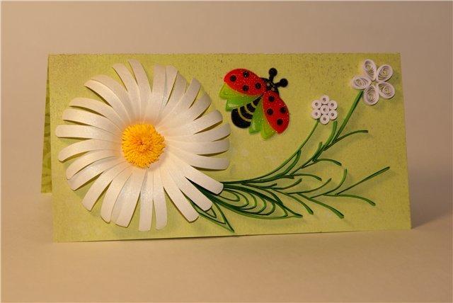 Мастер-класс открытки к дню матери декоративно-прикладное