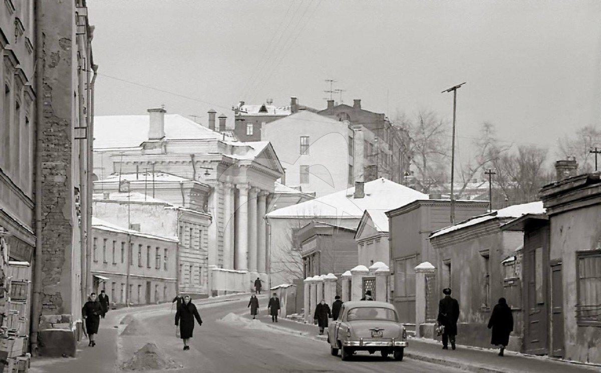 старые фото улицы городская г москва это что доказывает