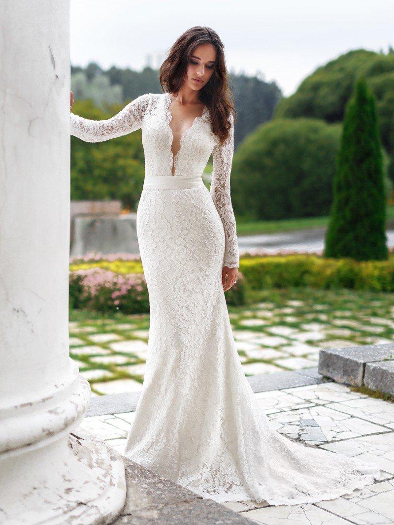 все будет приталенные свадебные платья фото купить