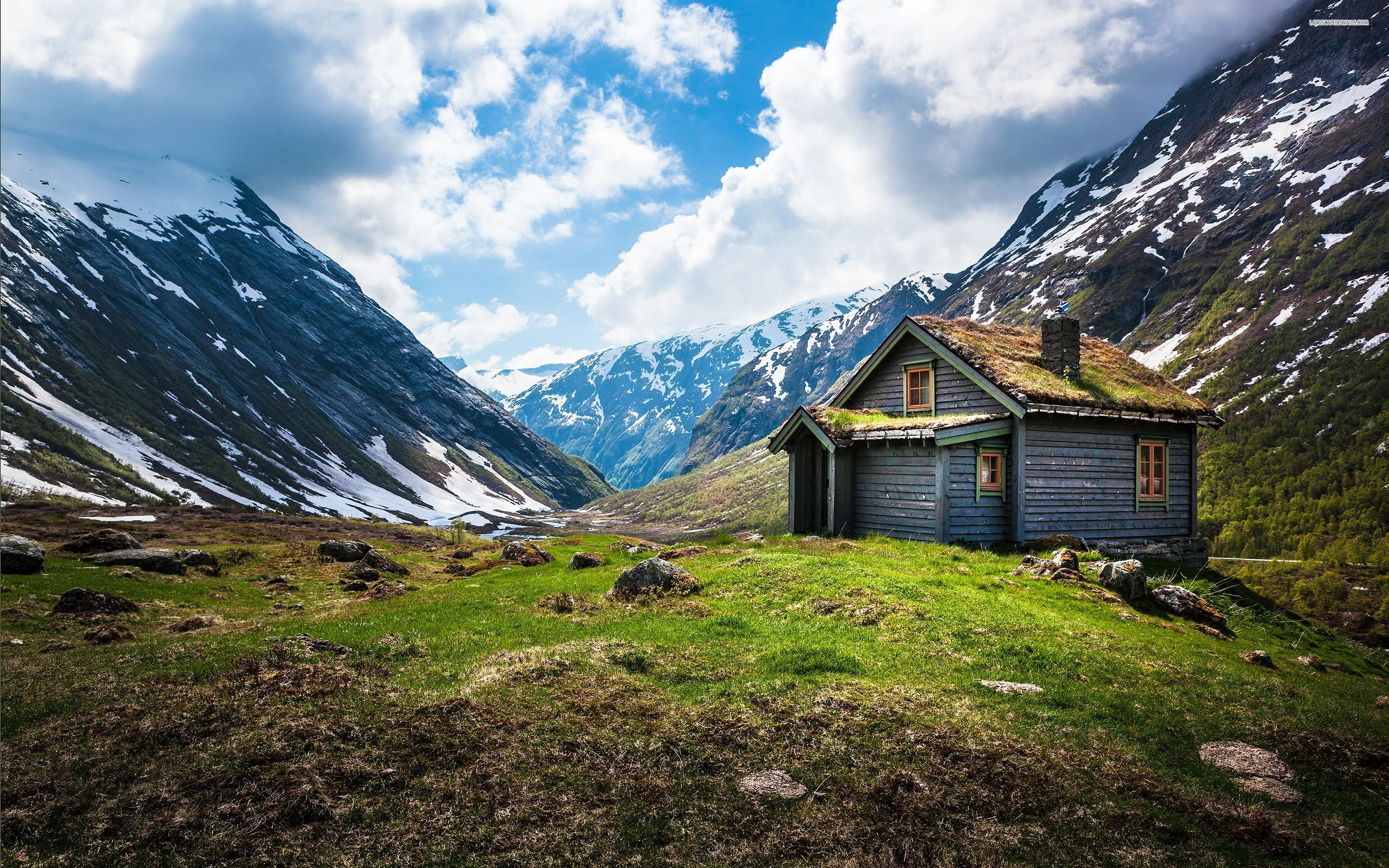 cabin in the mountains hd wallpaper 1644759 card from user