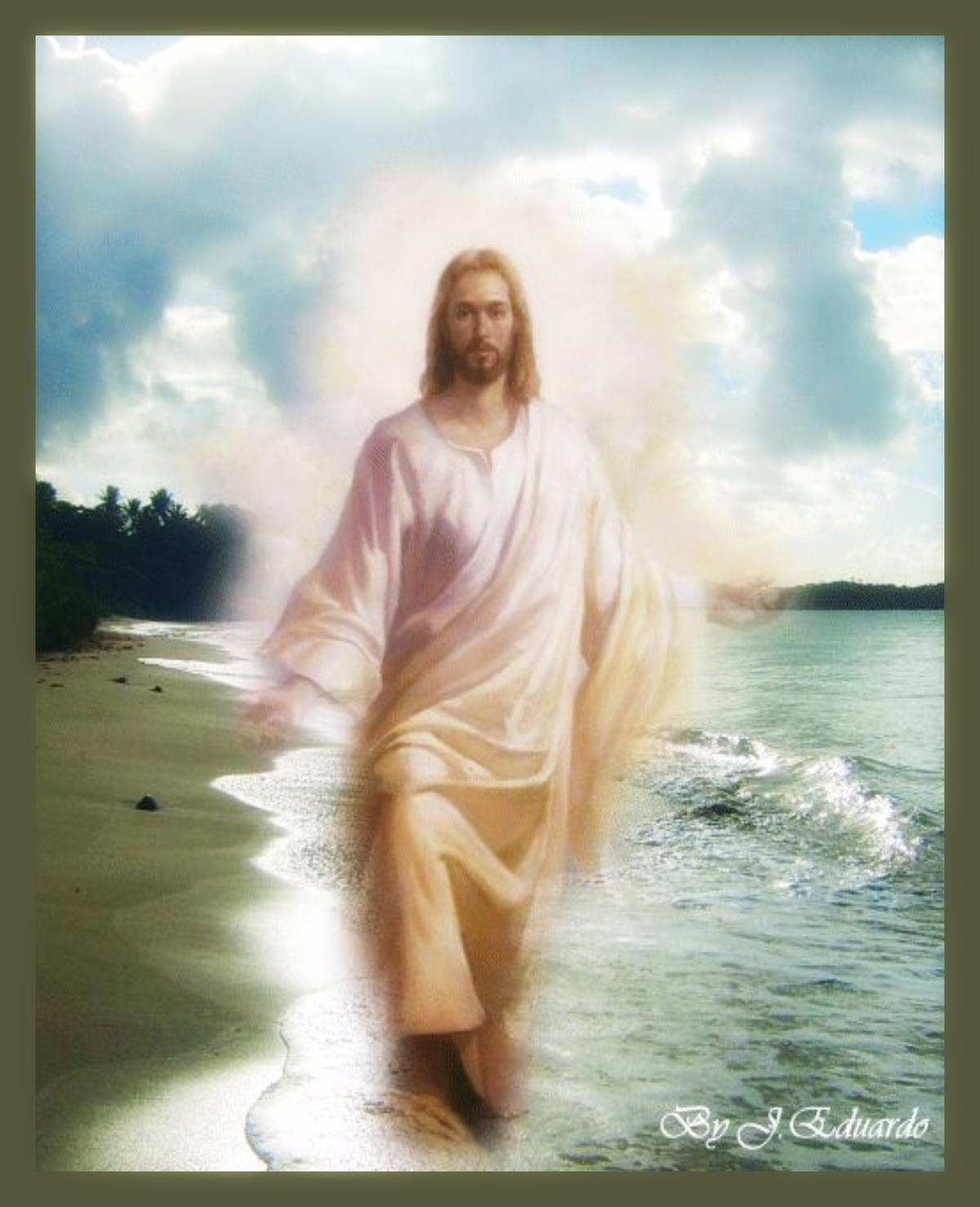 Открытки про иисуса, дню пожилых