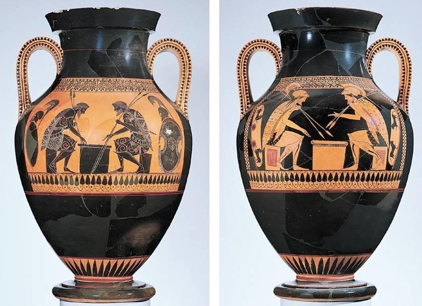 Archaic Vase Painting Best 25 Ancient Greek Art Ideas On Pinterest