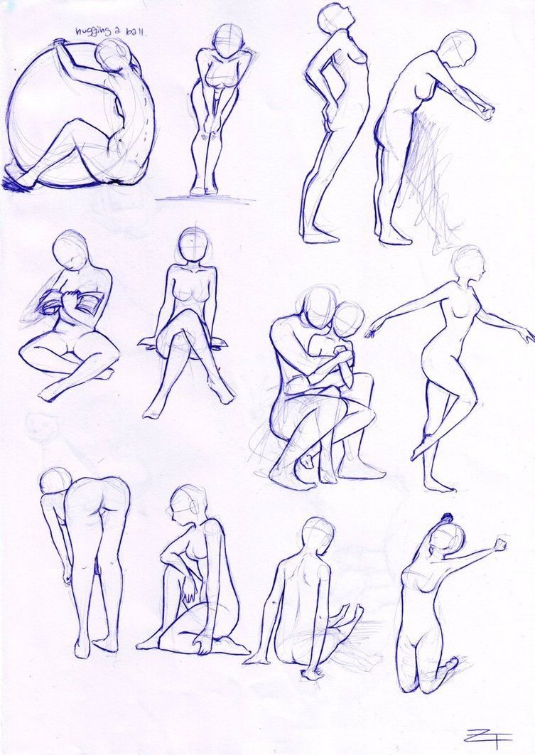Сексуальные позы изображения