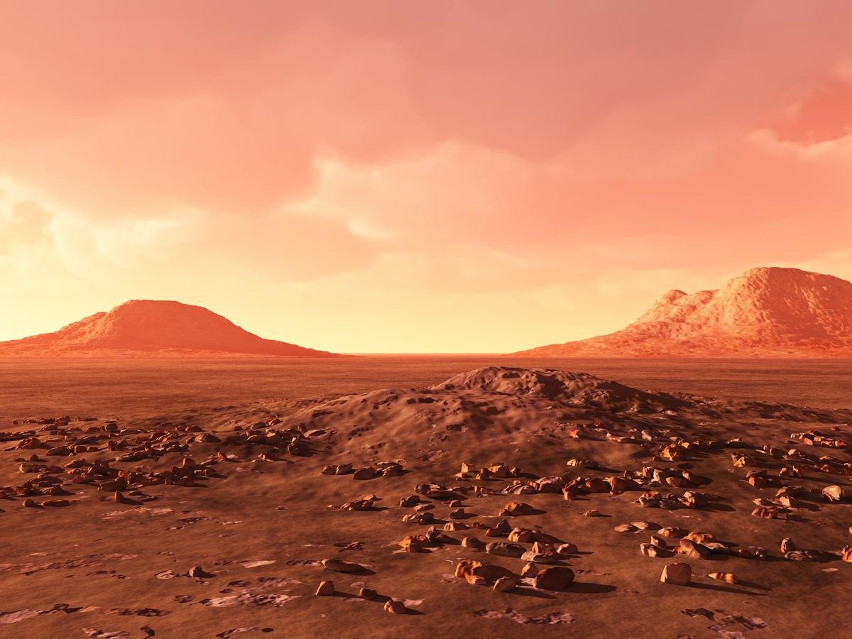 mars landscape images - HD1200×900