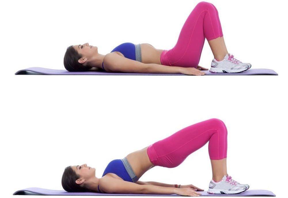 Упражнение чтобы убрать живот и бока картинки