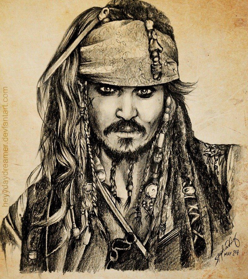 Тату пираты карибского моря картинки