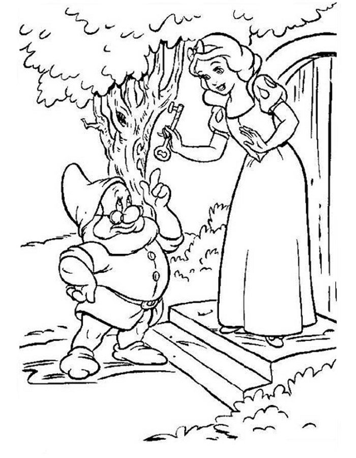 если сказочный рисунок карандашом лесу