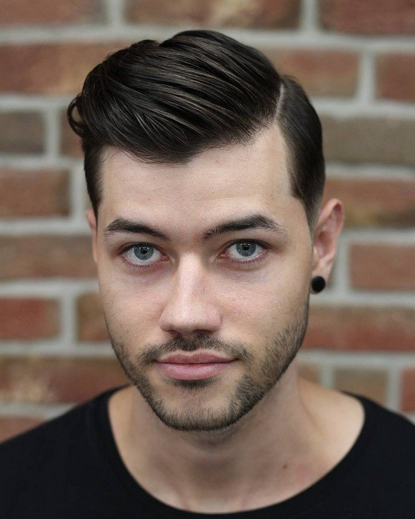 Popular Mens Haircuts Names For Thick Hair From High Fade To Low