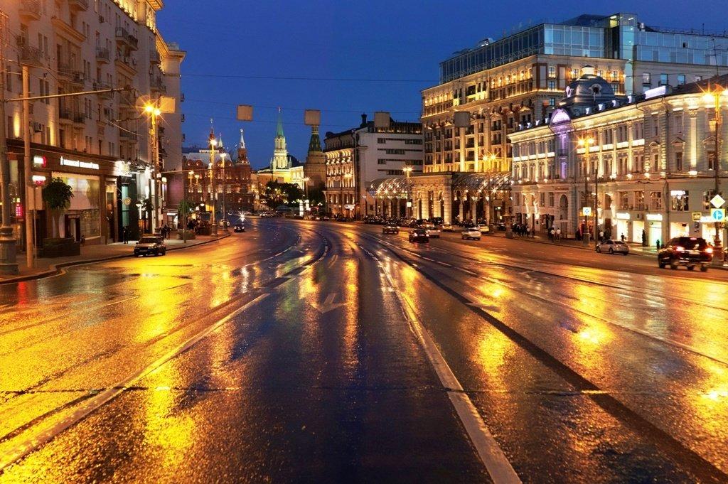 Улицы москвы с картинками