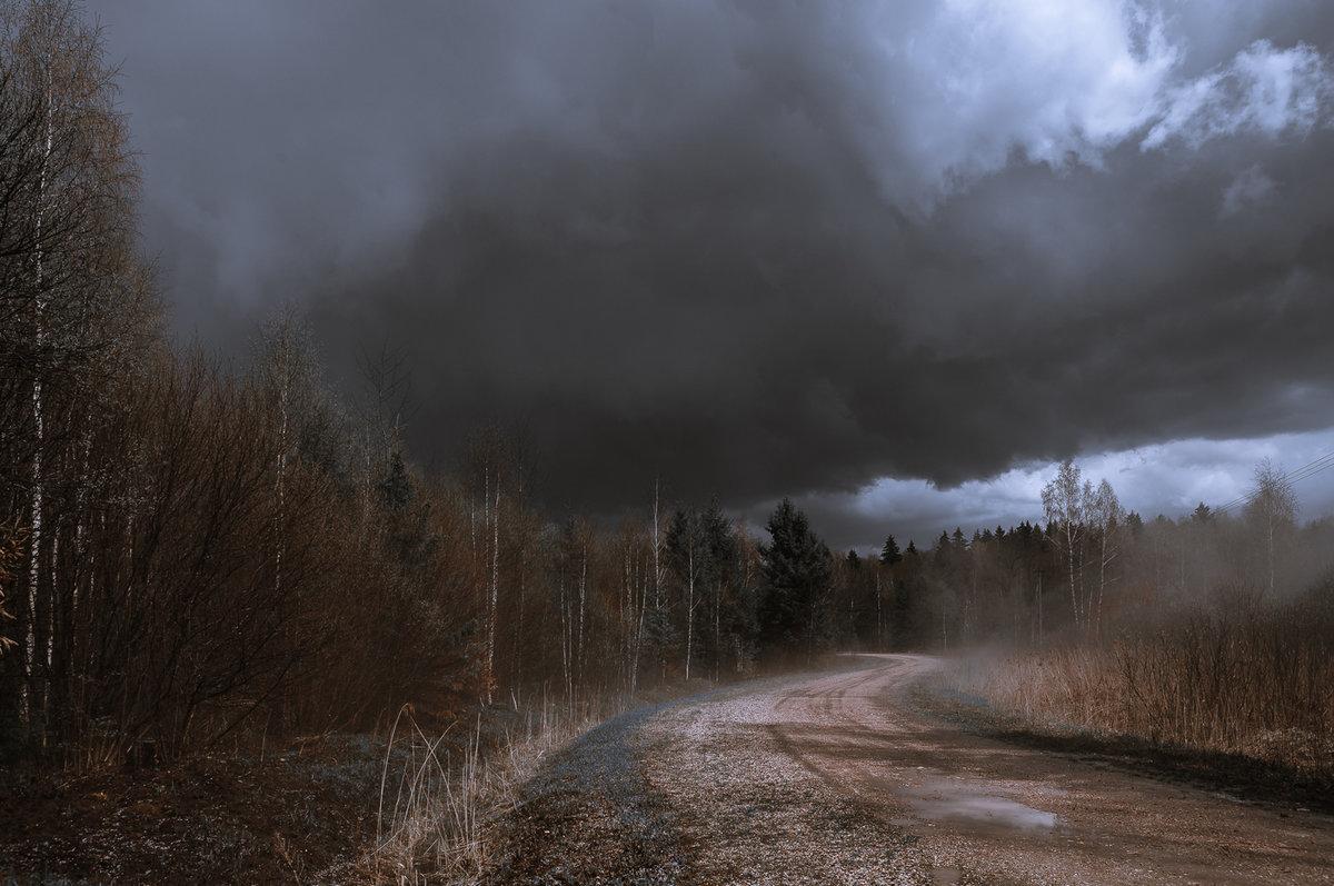 Картинки осень непогода