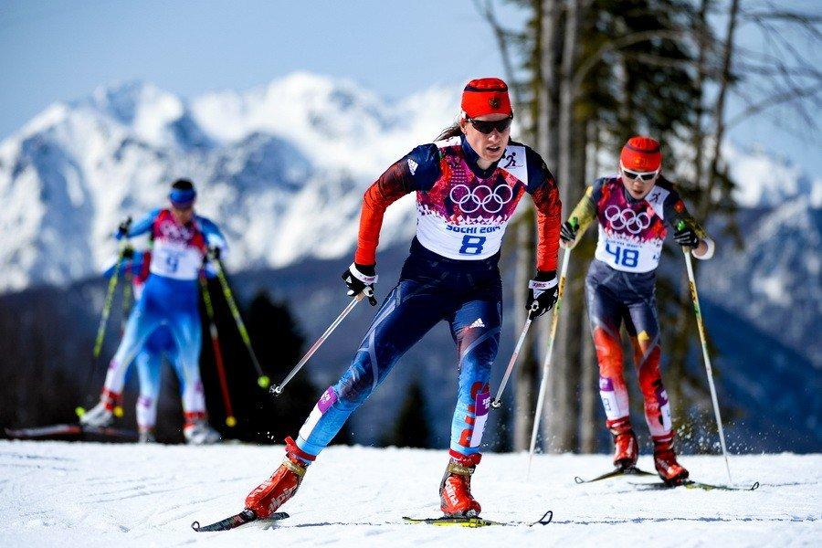 Лыжный спорт фото картинки