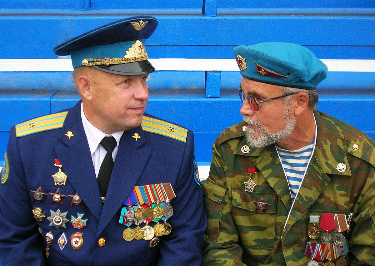 хотите создать герои россии десантники фото для