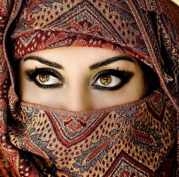 Картинки, открытки для женщины мусульманки