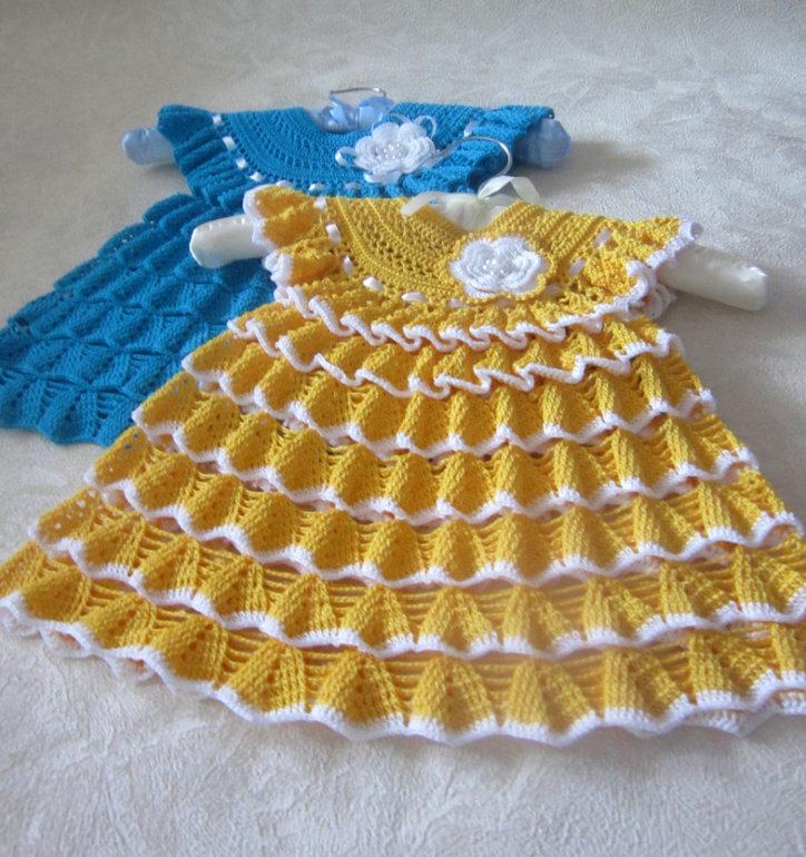 форме платье на год крючком картинки марш