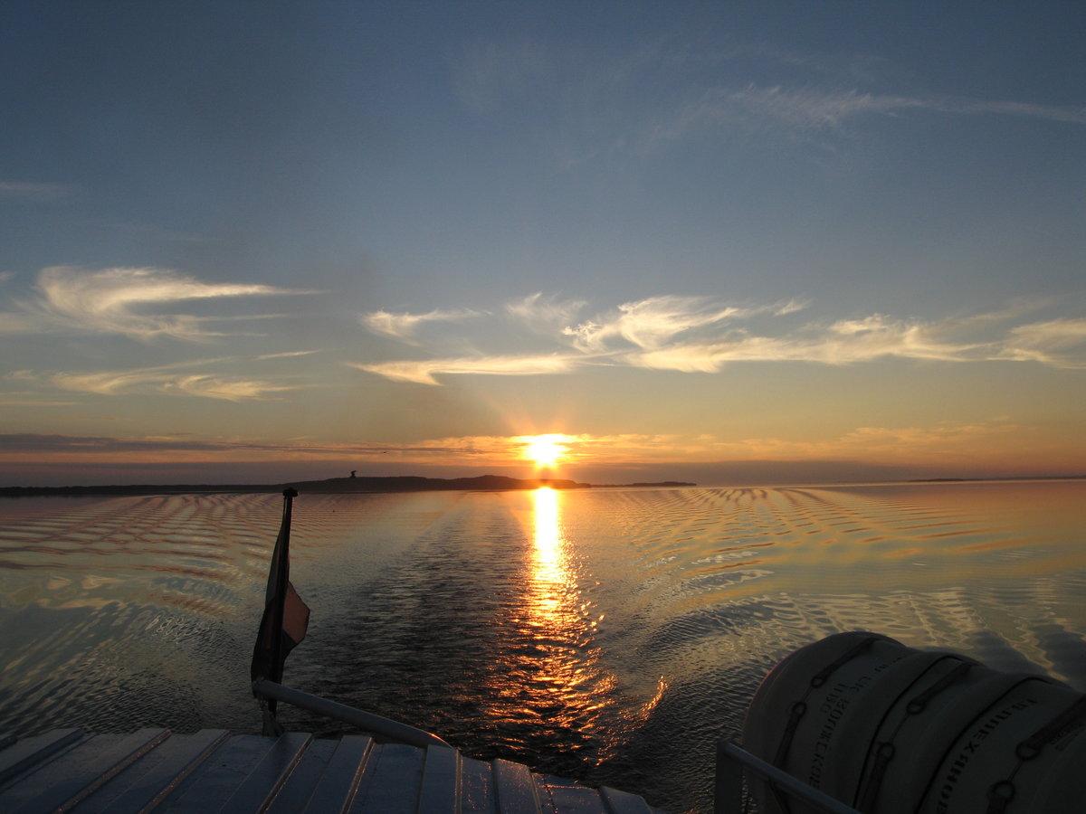 рассвет на онежском озере фото самых отдалённых